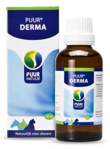 Puur natuur derma (jeuk) 50 ml - Luxory Pets