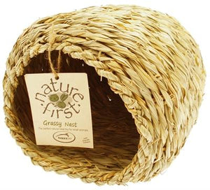 Happy Pet Grassy Nest 23x27x20 cm - Luxory Pets