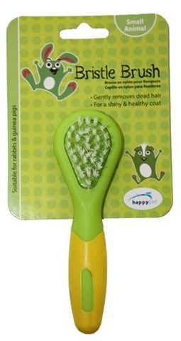 Happy Pet Knaagdier Bristle Brush 13x4x3 cm - Luxory Pets