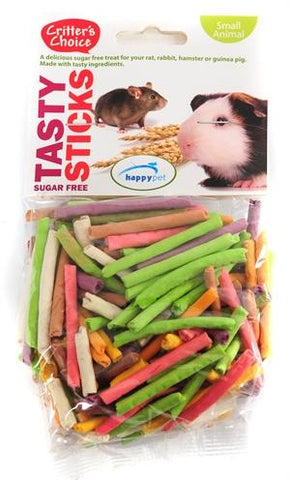 Critter's choice tasty sticks 75 gr - Luxory Pets