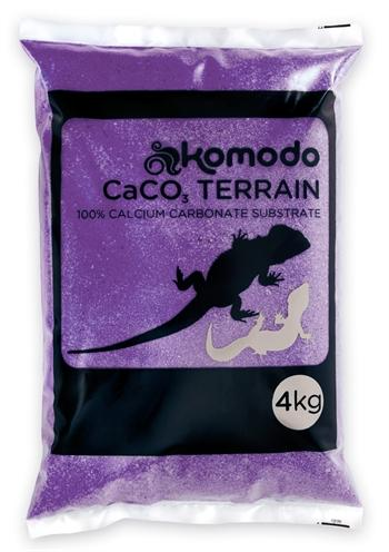 Komodo caco zand paars 4 kg - Luxory Pets