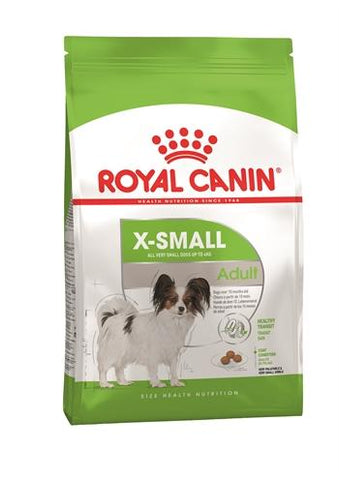 Royal canin x-small adult 500 gr - Luxory Pets