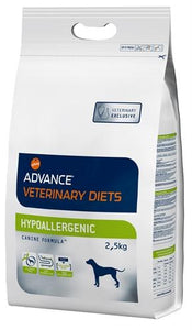 Advance hond veterinary diet hypo allergenic 2,5 kg - Luxory Pets