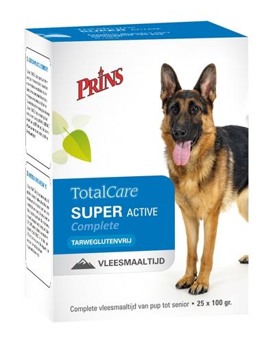 Prins totalcare super active complete 2,5 kg - Luxory Pets