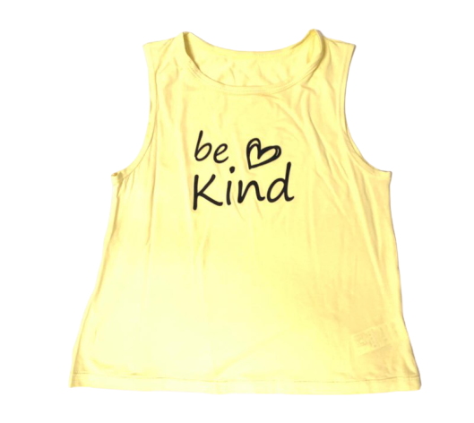 """be Kind"" Tank Kid"
