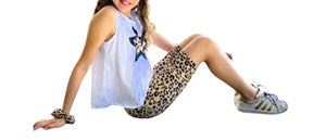 Leopard Kid Set