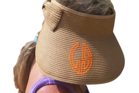 The Monogram Visor, Cap