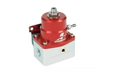Aeromotive Performance EFI Red Fuel Pressure Regulator (-6AN)