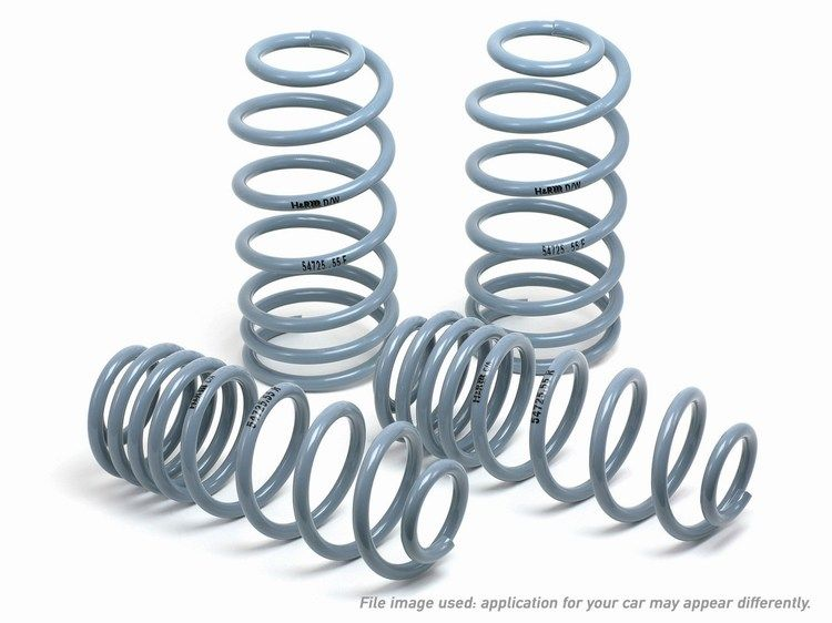 H&R OE Sport Springs for 2008+ Audi A4/S4 B8 50361-55