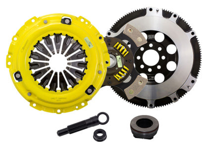 ACT Heavy Duty Clutch Kit 4 Puck with Flywheel Xtreme DN4-XTG4 2003-2005 Dodge Neon SRT4