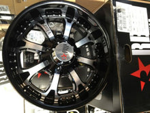 Load image into Gallery viewer, 20 INCH RBP 96R BLACK MACHINED WHEELS, RIMS, 8x170, FORD F250/F350, EXCURSION