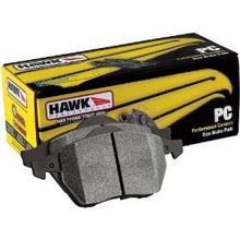 Load image into Gallery viewer, Hawk Performance Ceramic Rear Brake Pads Chevy Camaro ZL1