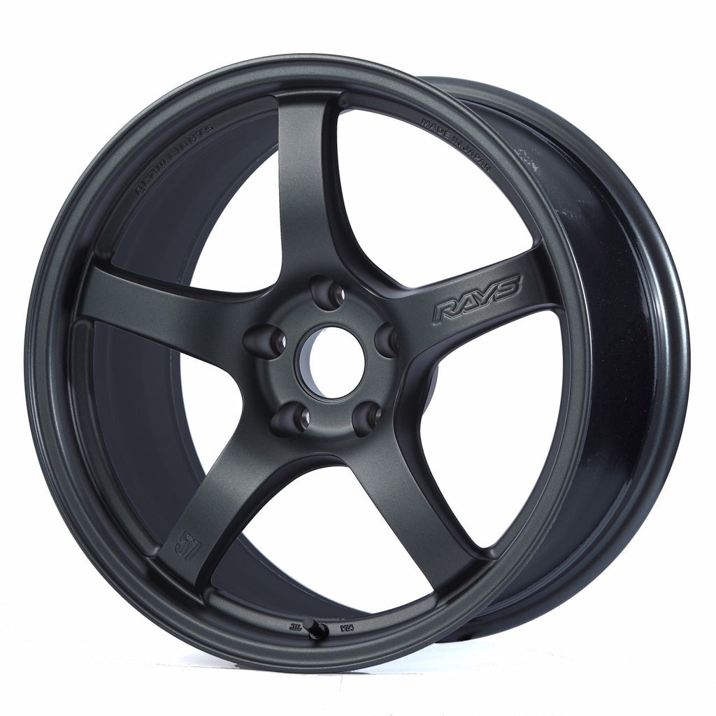 Gram Lights 57dr 18x8.5 +37 5x100 Gun Blue