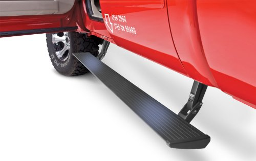 AMP Research 75104-01A PowerStep Electric Running Boards for 1999-2001  2004-2007 Ford F-250/F-350/F-450 (All Cabs)