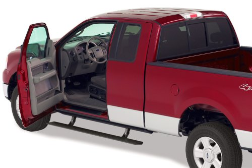 AMP Research 75111-01A PowerStep Electric Running Boards for 2001-2003 Ford F-150 SuperCrew, 2004 F-150 Heritage