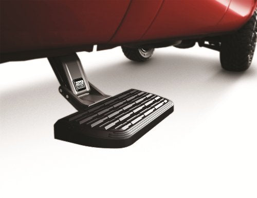 AMP Research 75409-01A BedStep2 Retractable Truck Bed Side Step for 2007-2018 Toyota Tundra Regular & Double Cabs