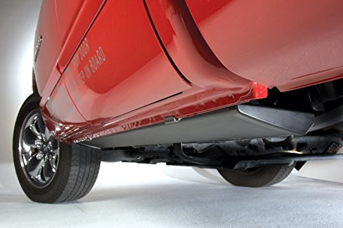 AMP Research 76154-01A PowerStep Electric Running Boards Plug N' Play System for 2014-2018 Silverado & Sierra 1500, 2015-2019 Silverado & Sierra 2500/3500 with Double and Crew Cabs (Excludes Diesel)