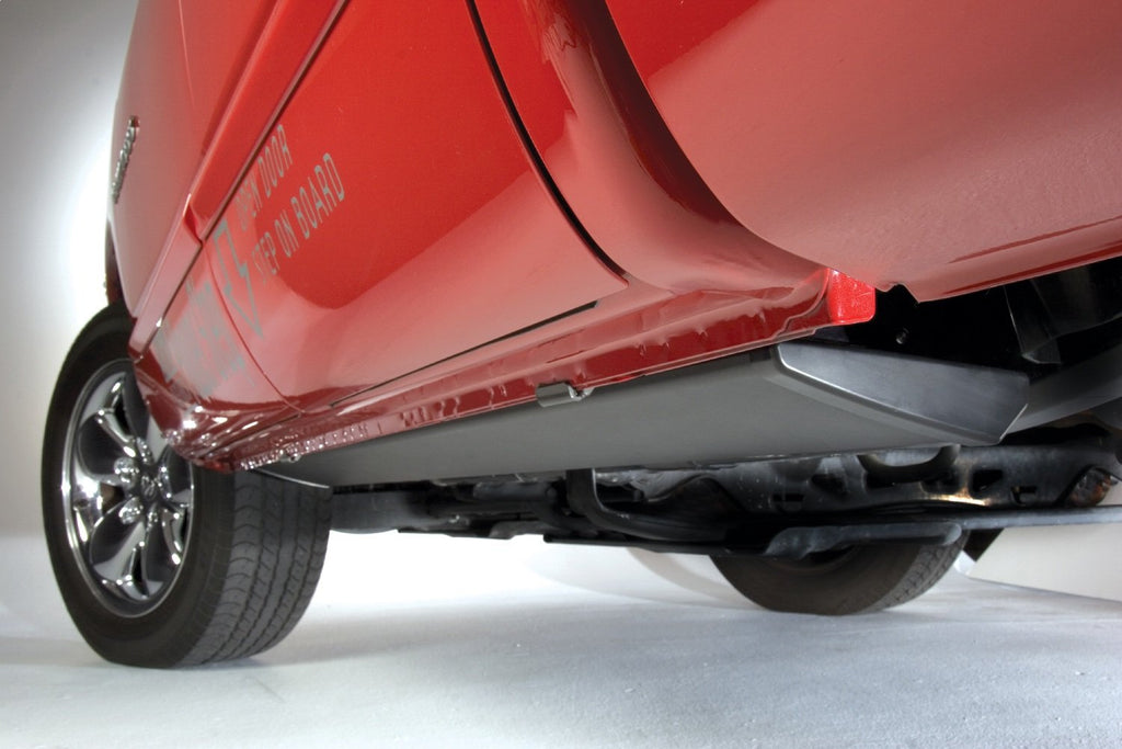 AMP Research 76247-01A PowerStep Electric Running Boards Plug N' Play System for 2017-2019 Silverado & Sierra 2500/3500 Diesel with Double & Crew Cabs