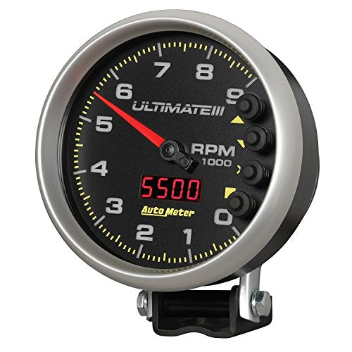 Auto Meter 6887 Ultimate Plus Playback Tachometer