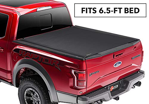 "BAK Revolver X4 Hard Rolling Truck Bed Tonneau Cover | 79223 | fits 2019 Dodge Ram W/O Ram Box 6' 4"" bed"