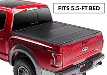 "Load image into Gallery viewer, BAKFlip F1 Hard Folding Truck Bed Tonneau Cover | 772329 | fits 2015-19 Ford F150 5' 6"" bed"