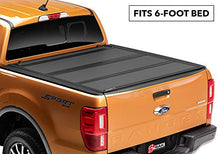 Load image into Gallery viewer, BAKFlip MX4 Hard Folding Truck Bed Tonneau Cover | 448333 | fits 2019 Ford Ranger, 6' Bed