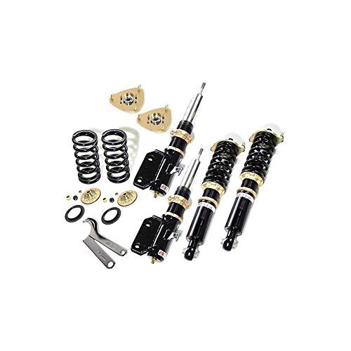 BC Racing 2007-2012 BMW 335i Xdrive BR Series Coilovers with Swift Spring Upgrade (I-59-BR-SW)-AWD
