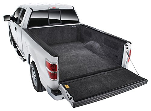 BedRug Full Bedliner BRQ09SCSGK fits 09-14 F-150 5.5' BED WITH FACTORY STEP GATE