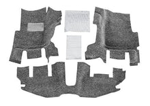 Load image into Gallery viewer, BedRug Jeep Kit - BedRug BRTJ97F fits 97-06 TJ/LJ FRONT 3PC FLOOR KIT (WITH CENTER CONSOLE) - INCLUDES HEAT SHIELDS