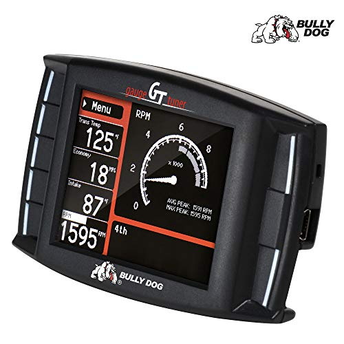 Bully Dog- 40410 GT Gas Tuner-50 State Compliant