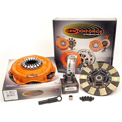 Centerforce KDF693963 Dual Friction Full Clutch Kit