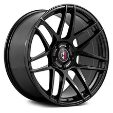 Load image into Gallery viewer, Curva Concept Wheels C300: 20x9.5, 5x120, 72.56, 30, (Black)