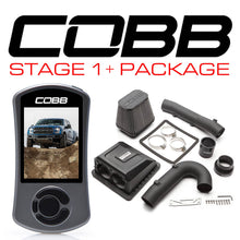 Load image into Gallery viewer, Cobb Tuning Ford Stage 1+ Power Package F150 Raptor 2017-2018