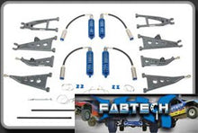"Load image into Gallery viewer, Fabtech FTS21042BK 7"" Coilover Spacer Kit"