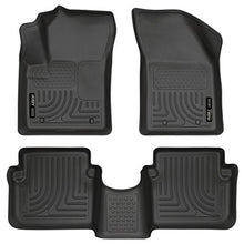 Load image into Gallery viewer, Husky Liners Front & 2nd Seat Floor Liners Fits 11-14 200 4 Door/Avenger