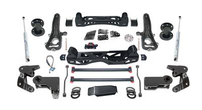 Pro Comp Stage I Suspension Lift Kits K2084BP 2012-2018 Ram 1500