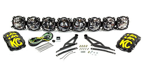 "KC HiLiTES 91311 Pro6 Gravity LED (Ford F150/Rapt 50"" Sys 10-14)"