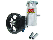 Load image into Gallery viewer, KRC Power Steering KRC 50020100 Cast Iron Pump (with Bolt-On Tank w/6-Rib Pulley)