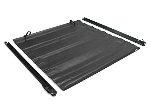 Lund 960121 Genesis Roll Up Truck Bed Tonneau Cover for 2007-2014 Toyota Tundra | Fits 6.5' Bed