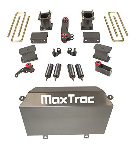 MaxTrac 946760-3 Lift Kit-Suspension Component Miscellaneous Brackets And Hardware Box Three Of Three Lift Kit-Suspension Component