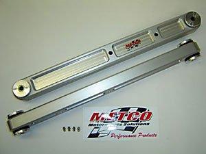 Metco Motorsports MCA0009 Lower Control Arms