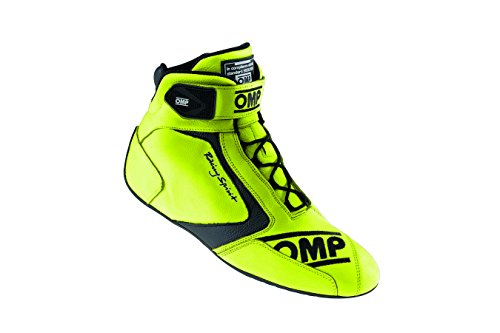 OMP (IC/80109942 40th Anniversary Shoes, Lime, Size 42