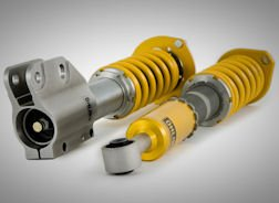 Ohlins Suspension For 2008+ Mitsubishi EVO X (CZ4A) - MIS MI10
