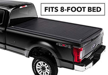 Load image into Gallery viewer, RetraxPRO MX Retractable Truck Bed Tonneau Cover | 80237 | fits Ram 1500 8' Bed (09-18) & 2500, 3500 (10-18) Long Bed w/ POCKET MX
