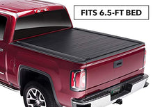 Load image into Gallery viewer, RetraxPRO MX Retractable Truck Bed Tonneau Cover | 80402 | fits Chevy & GMC  6.5' Bed (88-06) & (07) Classic