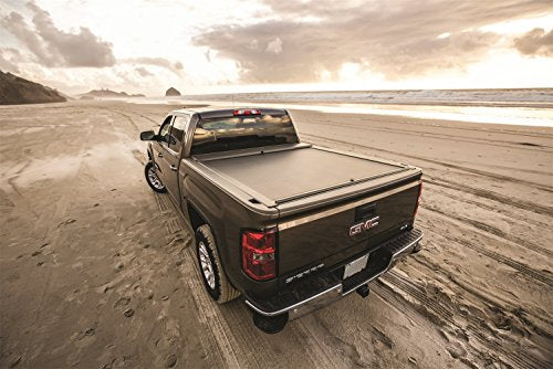 Roll-N-Lock BT111A Locking Retractable A-Series Truck Bed Tonneau Cover for 2009-2014 Ford F-150 | Fits 5.5' Bed