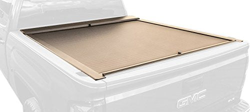 Roll-N-Lock BT220A Locking Retractable A-Series Truck Bed Tonneau Cover for 2014-2018 Silverado & Sierra 1500 | Fits 5.8' Bed