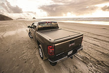 Load image into Gallery viewer, Roll-N-Lock BT530A Locking Retractable A-Series Truck Bed Tonneau Cover for 2016-2018 Toyota Tacoma Double Cab | Fits 5' Bed