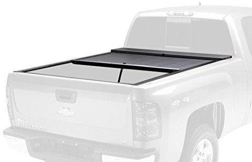 Roll-N-Lock LG217M M-Series Manual Retractable Truck Bed Cover for Silverado/Sierra LB 07-09