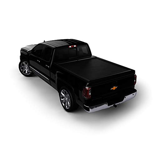 Roll-N-Lock LG224M Locking Retractable M-Series Truck Bed Tonneau Cover